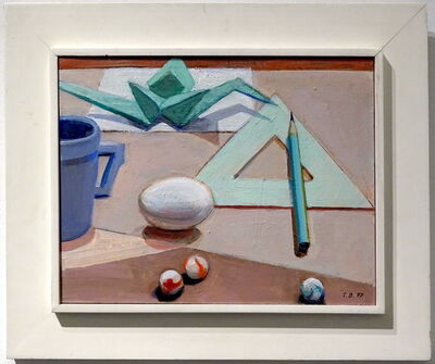 William Theophilus Brown, 'Untitled (Origami Series)', 1986