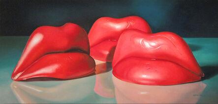 Margaret Morrison, 'Wax Lips', 2008