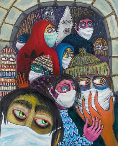 Stefanie Gutheil, 'Fearful Mass', 2020