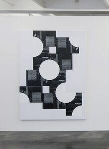 Michael Riedel, 'Untitled (doubleclick / click)', 2013