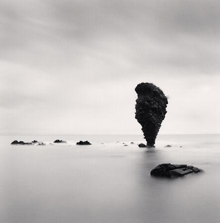 Michael Kenna, 'Rock Formations, Study 2, Yoichi, Hokkaido', 2004