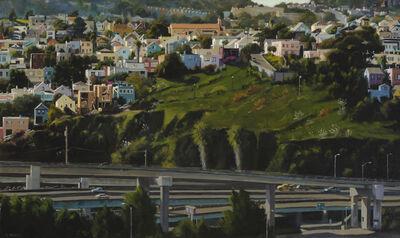 Eileen David, 'Bernal Cut', 2013
