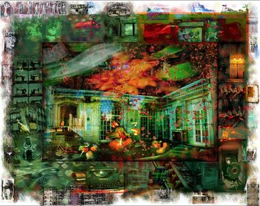 Jean-Michel Laberge, 'Healing Berlin's Memory', 2013