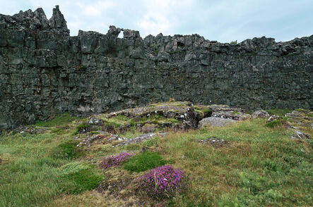 Robert Bean, 'Althing 3, Iceland', 2015