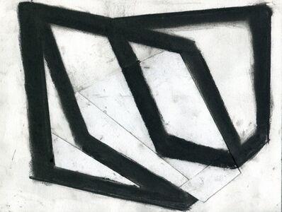 Kenneth L. Greenleaf, 'Blackwork #3', 2011