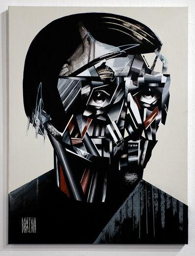 Bohdan Burenko, 'HEAD No. 7', 2016