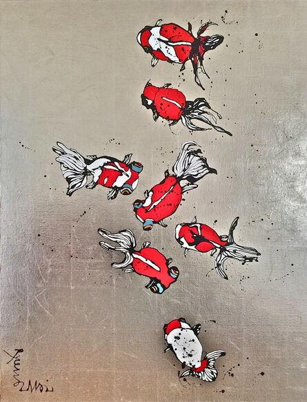 Ryuma Imai, '7 Goldfish', 2016