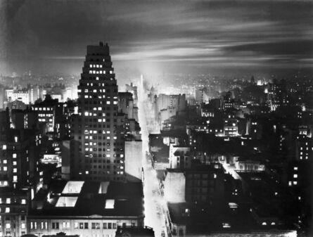 Horacio Coppola, 'Corrientes Street', 1936