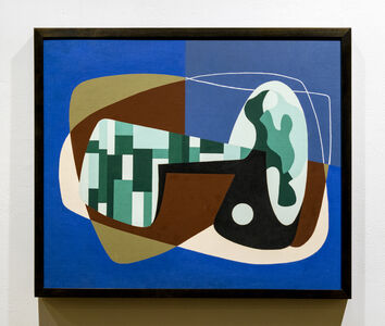 John McLaughlin (1898-1976), 'Untitled', 1947