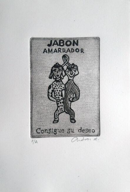 ANDREA MÁRMOL, 'Jabon Amarrador', 2016-2017
