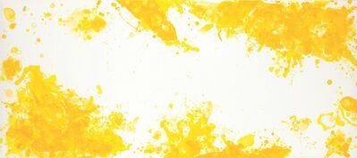 Sam Francis, 'Spleen (Yellow)', 1971