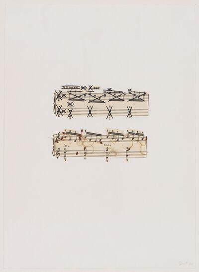 Elisabetta Gut, 'Pagina musicale', 1980