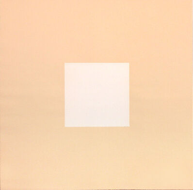 Robert Ryman, 'Six Aquatints B', 1975