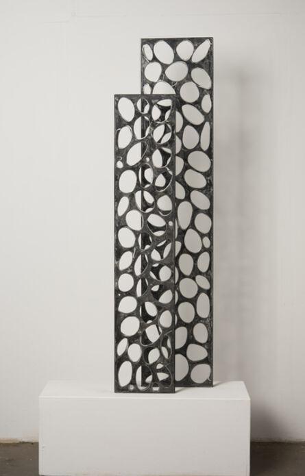Carolina Sardi, '2 Grey Nests', 2009