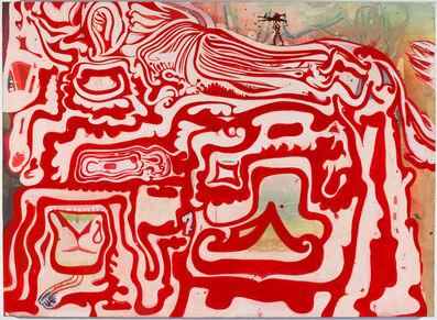 Sharon Horvath, 'Calvino's Blood Sea', 2010-2014