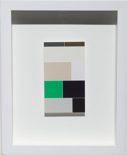 Patrick Bérubé, 'Not Loaded – Google image on iPhone', 2016