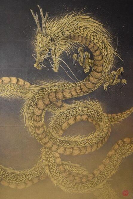 Takashi Kanazawa, 'Gold Dragon', 2017