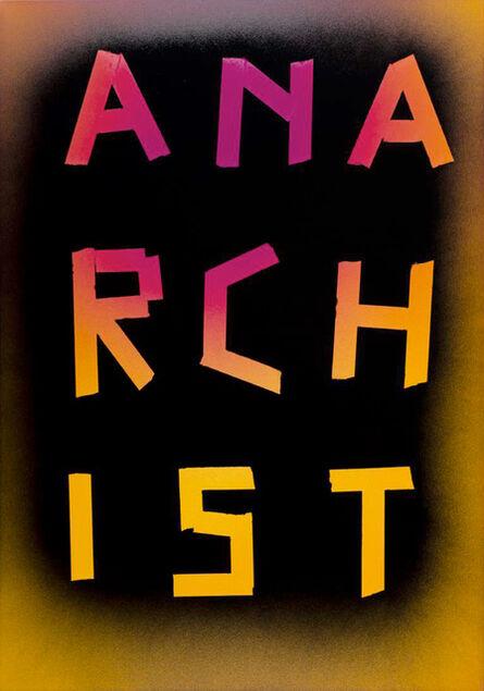 Marc Bijl, 'Anarchist', 2015