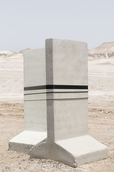 Gidon Levin, 'Clean Concrete', 2017