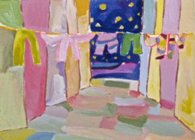 Eleanor Hubbard, 'Drying Out in Venice', 2005