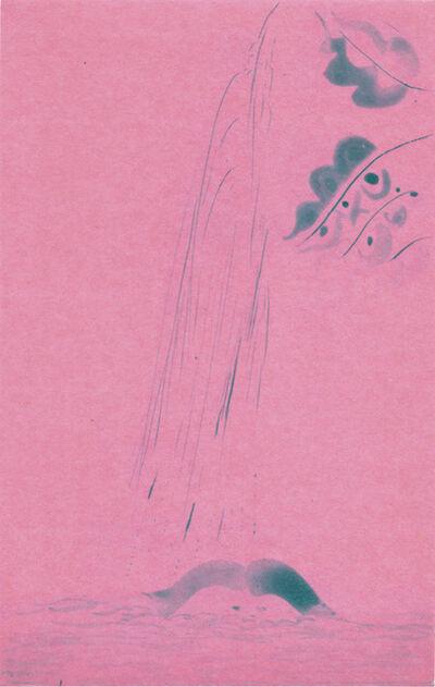 Chris Ofili, 'Rainbow - Paragon Pink', 2008