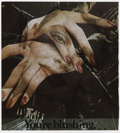 Robert Heinecken, 'Recto/Verso #2', 1988