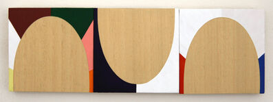 Otto Berchem, 'Tongue of Wood', 2014