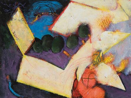 William Scharf, 'Ivory Totems', 2007-2012