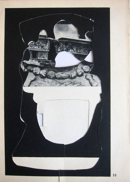 Marco Rountree, 'Antropología', 2013