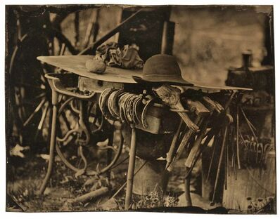 John Coffer, 'My Hat on My Forge', 2005