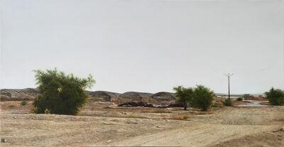 Natan Pernick, 'Israeli desert 2', 2017