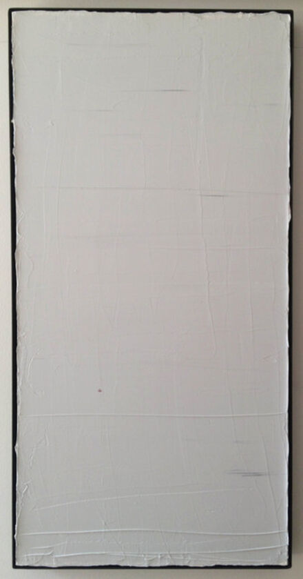 G.T. Pellizzi, 'Before Completion (Trowel Study 1) ', 2014