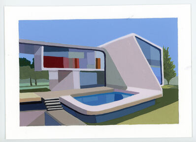Andy Burgess, 'Future house', 2020