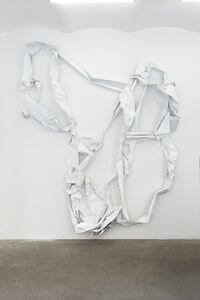 Michael Kienzer, 'Weiss auf Weiss (Zeichnung Vol. 6)', 2018