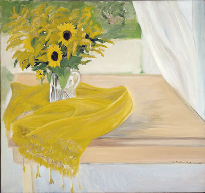 Jane Freilicher, 'Still Life with Yellow Flowers', 1968