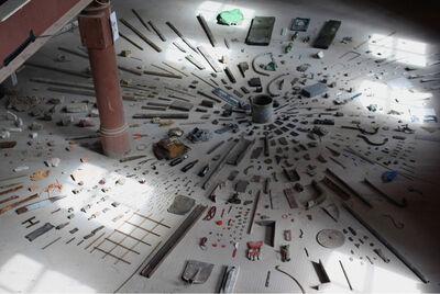 Arturo Hernández Alcázar, 'Circulo de color sedimentario (Berlin) - Sedimentary Color Wheel (Berlin)', 2012