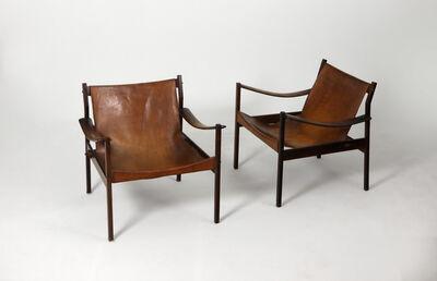 Jorge Zalszupin, 'Pair of Model 720 Armchairs', 1960s