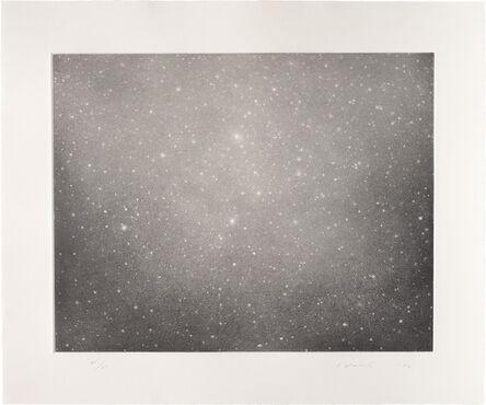 Vija Celmins, 'Night Sky 3', 2002