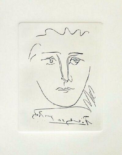 Pablo Picasso, 'Pour Roby (L'Age de Soleil 1950) ', 1969
