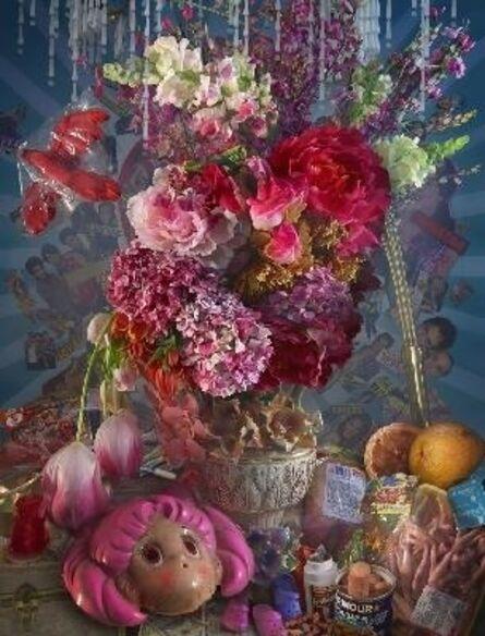 David LaChapelle, 'Springtime Flower', 2011