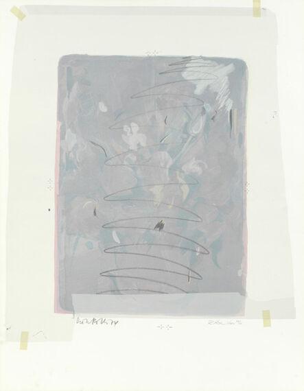 Richard Hamilton, 'Two flower-pieces (Lullin 97)', 1974