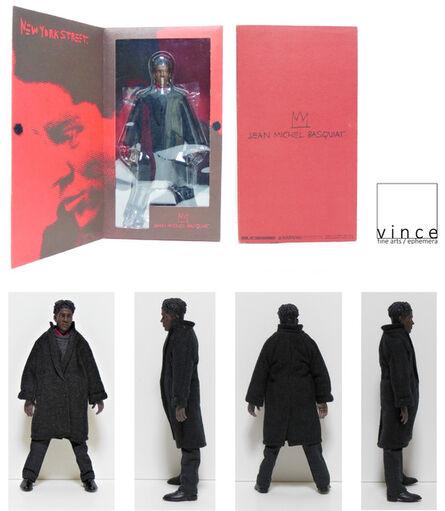 "Jean-Michel Basquiat, '""Jean Michel Basquiat"", 2005, Action Figure, Medicom Toy Co. Japan, RARE', 2005"