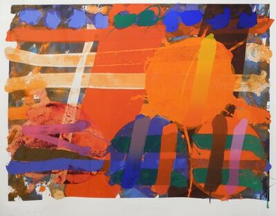 Albert Irvin RA, 'Copperas', 1991