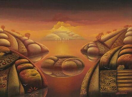 Mario Montilus, 'Dreamy Islands', ca. 1999