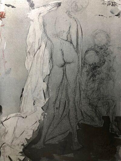 Salvador Dalí, 'The Beauty Of Susanna, 'Susannae Pulchritudo', Biblia Sacra', 1967