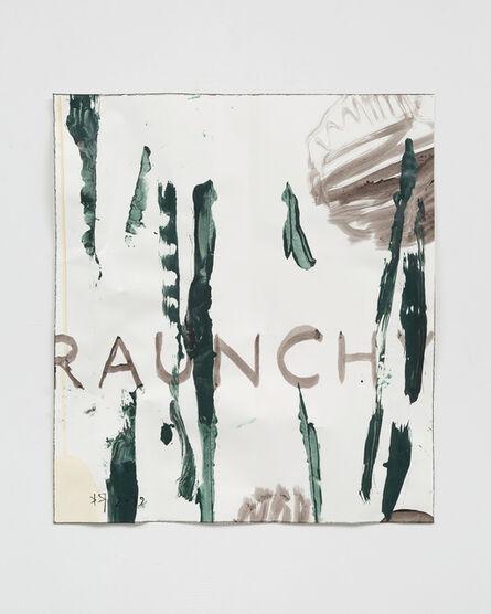 Rosy Keyser, 'Raunchy (Bangin Abacus)', 2019