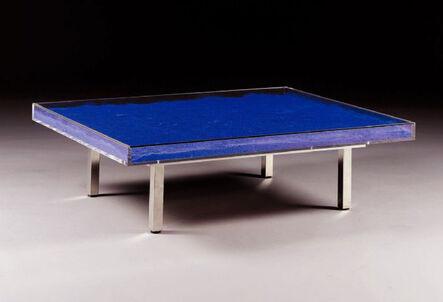 Yves Klein, 'Table Bleue', 1961-Present
