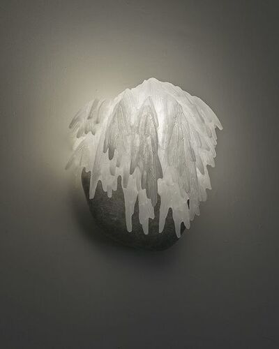 Ayala Serfaty, 'Memory II Contemporary Light Sculpture for Wall', Israel-2019