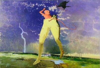 Wan-Chun Wang, 'The Knight Kid', 2009