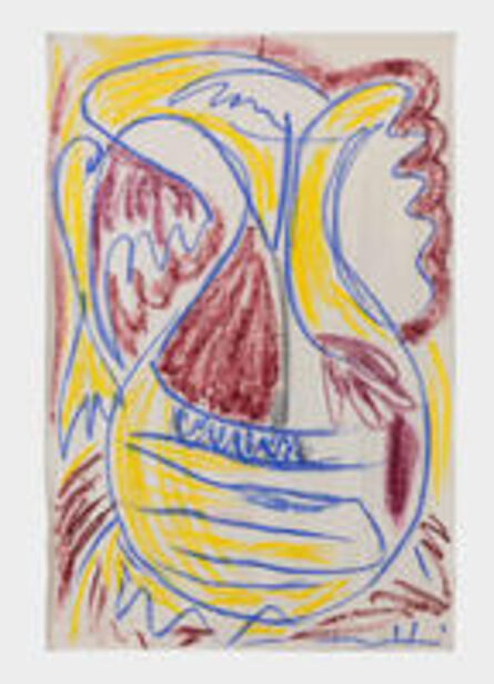 Tamuna Sirbiladze, 'M Vase (Matisse Vase)', 2015